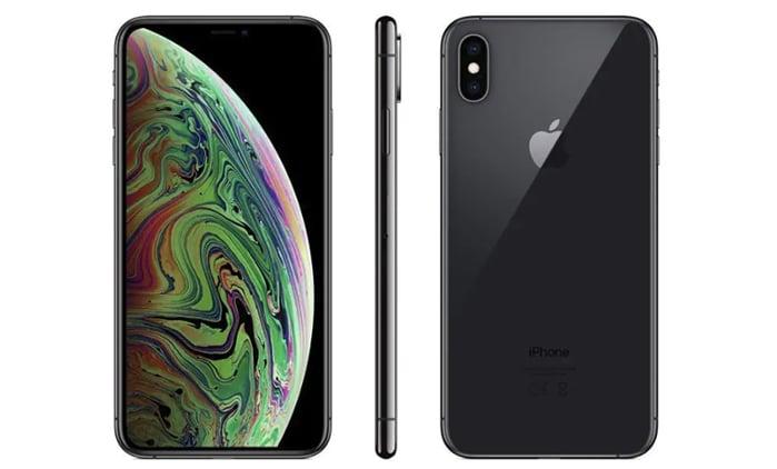 Apple iPhone Xs Max 64 GB Grå